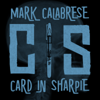 C.I.S. (Card in Sharpie) by Mark Calabrese (Instant Download)