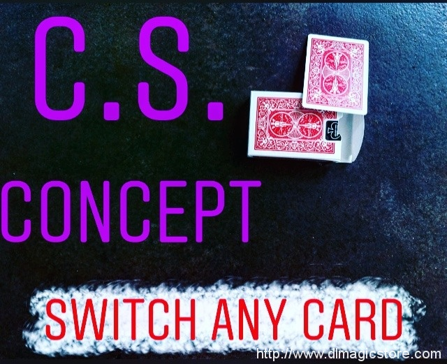C.S. concept by Yannick Barth (Instant Download)