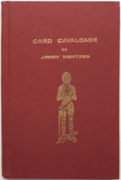 CARD CAVALCADE 1-4 by Jerry Mentzer