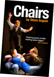 CHAIRS by Steve Seguin Ebook only