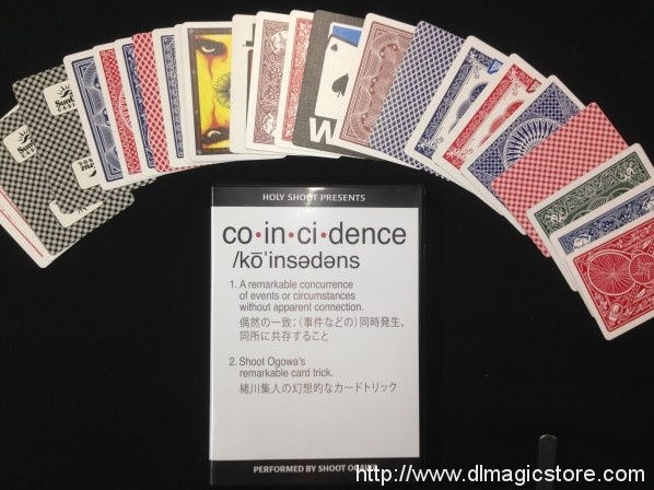 COINCIDENCE BY SHOOT OGAWA