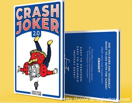 CRASH JOKER 2.0 (Online Instructions) by Sonny Boom