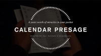 Calendario presagio de Paul Romhany