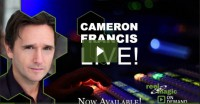 Cameron Francis Reel Magic Live!
