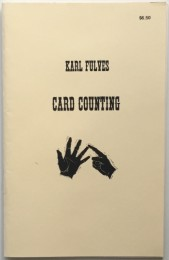 Card Counting by Karl Fulves (1982 edition)