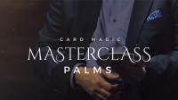 Card Magic Masterclass (Palms) by Roberto Giobbi