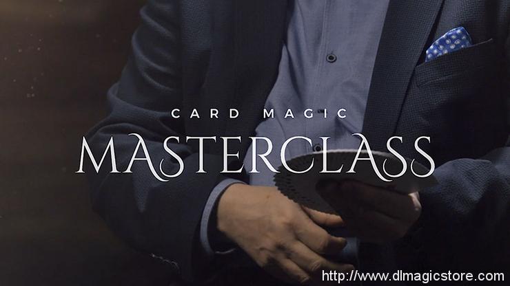 Card Magic Masterclass by Roberto Giobbi (All 6 Volumes, HD quality)