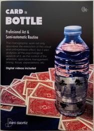 Card in Bottle by Dani DaOrtiz