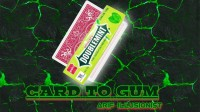 Card to Gum by Arif Illusionist