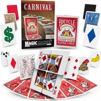 Carnival Deck by Rudy Hunter