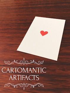 Cartomantic Artifacts By Pablo Amira