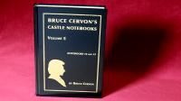 Castle Notebooks Vol 5 by Bruce Cervon
