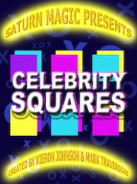 Celebrity Squares by Kieron Johnson & Mark Traversoni (Gimmick Not Included)