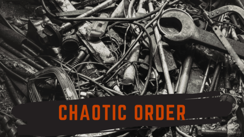 Chaotic Order by Adam Wilber