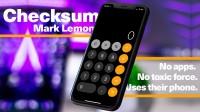 Checksum by Mark Lemon