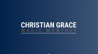 Christian Grace – Cross Cut Considerations