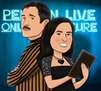 Christian and Katalina LIVE (Penguin LIVE)
