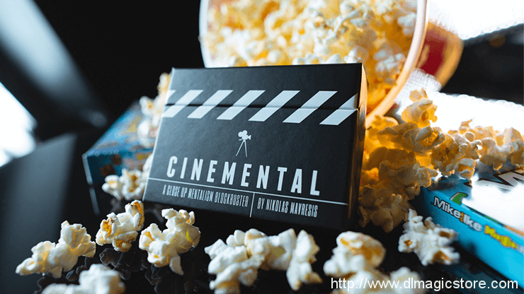 CineMental by Nikolas Mavresis (Gimmick Not Included)
