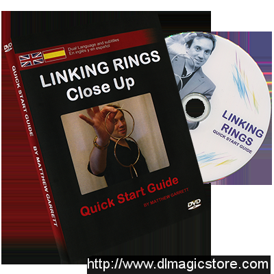 Close Up Linking Rings by Matthew Garrett