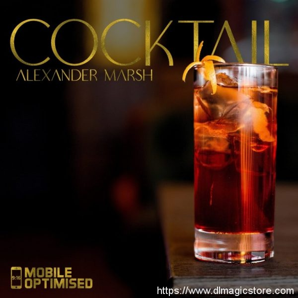 Cocktail by Alexander Marsh – The 1914