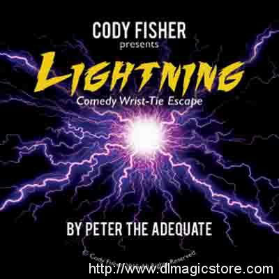 Cody Fisher Presents Lightning Wrist Tie The Comedy Wrist Tie Escape