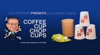 Coffee Chop Cup Routine by Leo Smetsers