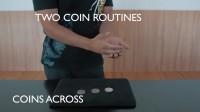 Coins Through Table Tool Belt by Makoto Halverson