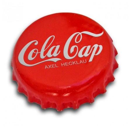 Cola Cap by Axel Hecklau