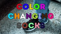 Color Changing Socks by Amanjit Singh (Instant Download)