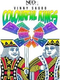Colourful Kings by Vinny Sagoo