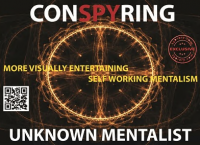 Con-spy-ring by Unknown Mentalist
