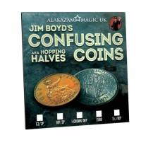 Confusing Coins by Jim Boyd and Alakazam