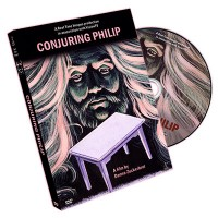 Conjuring Philip by Donna Zuckerbrot