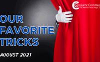 Conjuror Community – Our Favorite Tricks (August 2021)