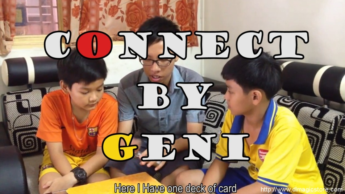 Connect by GENI (Instant Download)