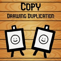 Copy Drawing Duplication – By Joep van Pamelen (Instant Download)