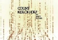 Count Kerckhorp – By Matt Pilcher (Instant Download)
