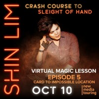 Crash Course EP 5 Card To Impossible Location by Shin Lim