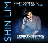 Crash Course Ep 2 Visual Change by Shin lim