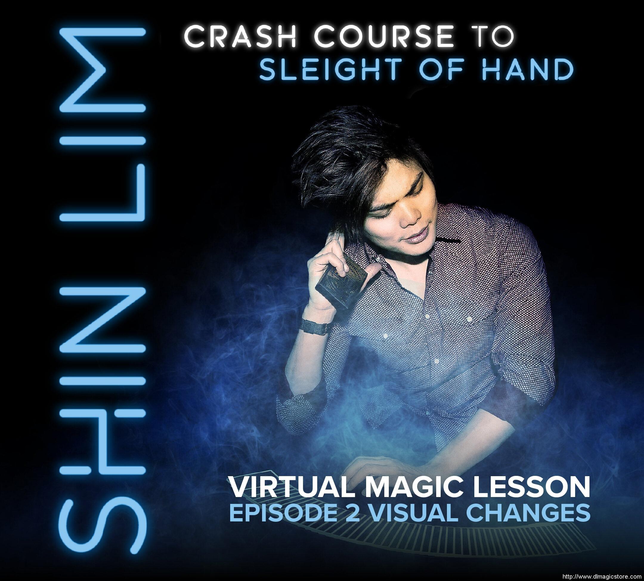 Crash Course Ep 2 Visual Change by Shin lim