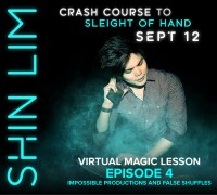 Crash Course Ep 4 Impossible Productions & False Shuffles by Shin Lim