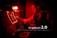 Cryptext 2.0 by Haim Goldenberg