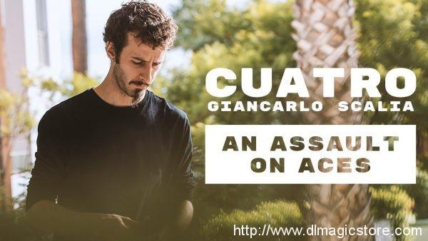 Cuatro by Giancarlo Scalia