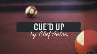 Cue'd Up by Chef Anton (Instant Download)