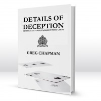 DETAILS OF DECEPTION by Greg Chapman