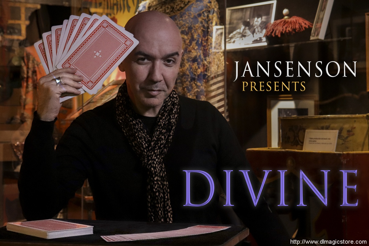 DIVINE by Norberto Jansenson (Instant Download)