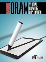 DRAW – Virtual Drawing Duplication by Haim Goldenberg, Guy Bavli & Amir Lustig