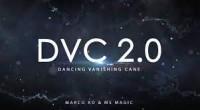 DVC 2.0 Dancing Vanishing Cane by Marco Ko & MS Magic
