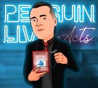Dan Harlan LIVE ACT (Penguin LIVE)