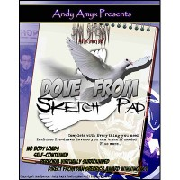 Dan Sperry – Dove from Sketch Pad